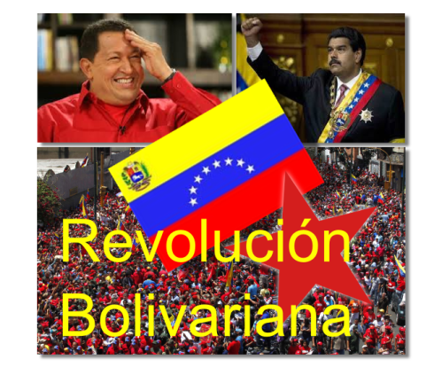 RevolucionBolivariana