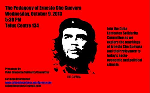 Pedagogy of Ernesto Che Guevara