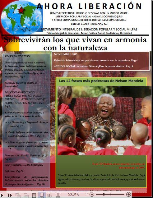 AL portada Noviembre 2013
