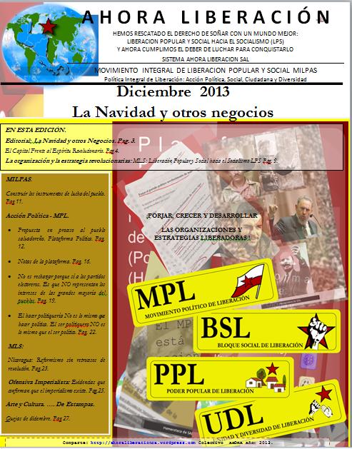 Portada AL Diciembre 2013 - SAL