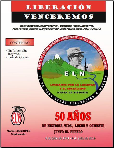 LIBERACION VENCEREMOS - Revista ELN