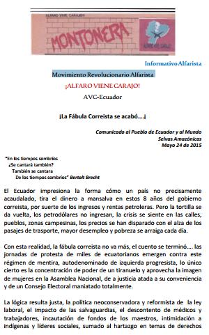 Alfaro Vive
